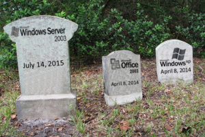 RIP Windows Server 2003 - Windows Server 2003 End of Life